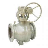 Quality Hydraulic Casting Trunnion Ball Valve wholesale