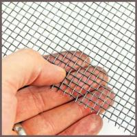 Quality Woven 304 316 316L Stainless Steel Wire Mesh Screen 0.025-2.0mm Wire Gauge wholesale