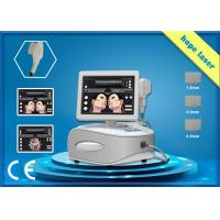 Quality High intensity focused ultrasound HIFU beauty machine face / body slimming wholesale