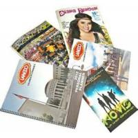 Quality Catalogue / Paper Booklet / Cardbroad Full Color Magazine Printing , Uv Glittering Printing wholesale