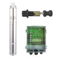 Quality 24V DC Deep Well Submersible Screw Pump , Solar Powered Water Pump For Irrigation wholesale