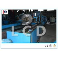 Buy cheap Full Automatic Steel Tube Production Line , Welded Tube Mill Line Steel Structure from wholesalers