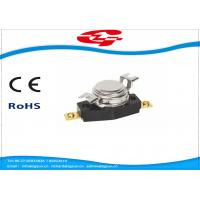 Quality Bimetal Thermal Cutout Snap Disc Thermostat Switch Bakelite Temperature Protector Switch wholesale