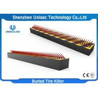 Quality High Security Tyre Spike Barrier Traffic Control Spikes With CE ISO Certificate wholesale