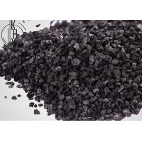 Quality Low Ash Electric Calcined Coal Granular Used In Metallurgical Reducing Agents wholesale