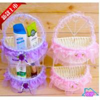 Quality Weaved Paper rope storage basket/box wholesale