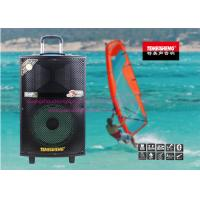Rechargeable 12 Inch PA Speakers Battery Powered Portable PA System