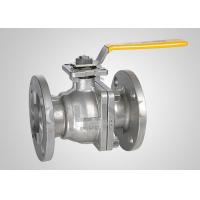 Quality Economic ISO 5211 Mounting Pad Ball Valve Stainless Steel With Locking Device wholesale