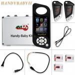 JMD Handy Baby 2 II Car Key Programmer Copy 4D/46/48 Chips Update Online Free