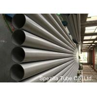 Quality AISI 304 / 304H Heat Exchanger Stainless Steel Tubing 25.4 * 1.65mm High Strength wholesale