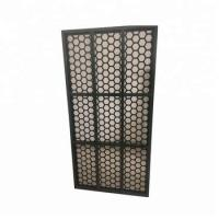 Quality Well Drilling Linear Shale Shaker Parts Steel Type Screen for Solid Control wholesale
