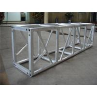 China Aluminum Square Trade Show Booth Truss Rigging Long Span Heavy Loading Capacity on sale