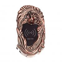 Quality Plated Antique Copper Electronic Cabinet Lock Card / Key Open For Swimming Park wholesale