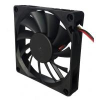 Quality Computer Case CPU Cooling Fan / Radiator DC Fan 80mm In Medical Equipment for sale
