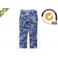 Quality Military Tactical Pants British Ocean Slanted Pocket With Half-Round Designing wholesale