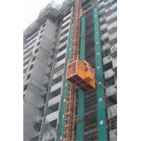 Quality Material Lift Construction Hoist Elevator with Schneider, LG Electric Parts wholesale