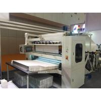 Quality High Efficiency Facial Tissue Paper Machine , Automatic Towel Folding Machine wholesale