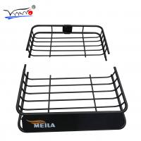 Quality E006 HIGH QUALITY SPLIT TYPE STEEL ROOF BASKET FOR UNIVERSAL BLACK wholesale