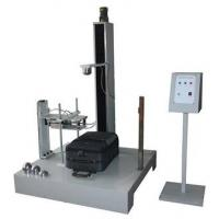Quality Electric Luggage Testing Equipment , Electromagnetic Control Drop Hammer Impact Tester wholesale
