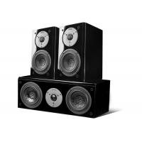 Buy cheap Black Piano Paint Panel Surround Sound System , 100W 8 Ohm For 5.1 Home Movie Speakers product