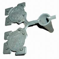 Quality Metal Die Casting Parts/Cast, OEM Metal Parts, Made of Raw Materials wholesale