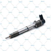 Quality ERIKC Bosch auto fuel pump injector 0445110318 crdi nozzle injector 0 445 110 318 diesel oil injector 0445 110 318 wholesale
