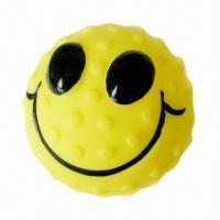 Quality Pet/Dog Toy, Made of Vinyl, Various Types are Available wholesale
