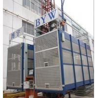 China Frequency Construction Material Hoists 33m / min in Lifting Speed Used for Oil Fields on sale
