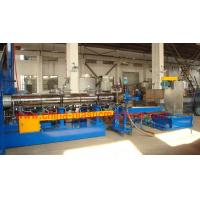 Quality HDPE film recycling pelletizing machine wholesale