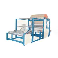 Quality Horizontal Electric Foam Bonding Machine For PVC / Non Woven Fabric wholesale
