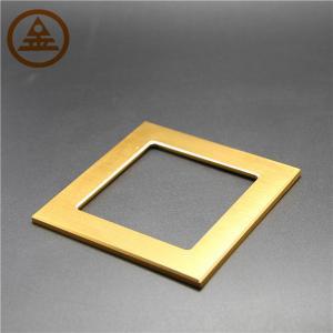 China CNC Machining Aluminium Profile Enclosures Flame Retardant OEM Service on sale
