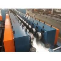 China Corrugated Sheet Cable Tray Roll Forming Machine Galvanzied Stainless Steel on sale