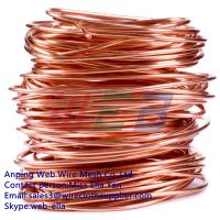 China Copper clad steel wire on sale