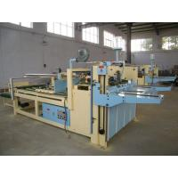 China Automatic high speed paper gluing machine on sale
