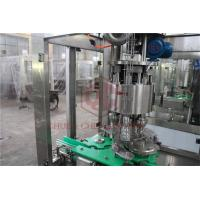 Soft Beverage Carbonated Drink Filling Machine Automatic Small Scale