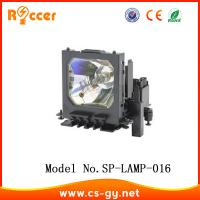 Quality Compatible Projector Lamp Bulb SP-LAMP-016 with housing for INFOCUS PROJECTOR wholesale