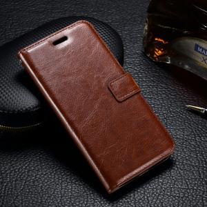 Quality Protective Soft Motorola Leather Case For Moto G4 / G4 Plus Flip Cover Folio Style wholesale