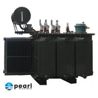 Quality 30kV Oil Immersed Transformer With Stable Operation Three Phase Two Winding wholesale