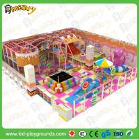 China Joyful Commercial Amusement Park  indoor amusement center Children Indoor Playground with Best Prices for sale
