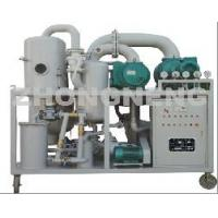 China Series ZYD Double Stages Transfomer Oil Purifier on sale