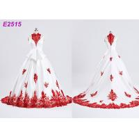 Quality Charming Applique Lace Sleeveless Prom Dresses New Arrival Evening Dresses wholesale