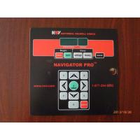 Quality Professional Waterproof Push Button Membrane Switch For Electronic Reading Machine wholesale