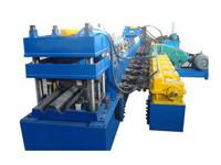 Quality H - Beam Base Arch Sheet Roll Forming Machine , Steel Forming Machines 40Cr Tempering Treatment wholesale