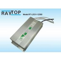 Quality 300W Constant Voltage Output 12VDC LED Waterproof Driver IP67 For Indoor / Outdoor wholesale