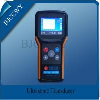Quality Hand Hold Ultrasonic Cleaning Machine , 25mm Diameter Sound Pressure Meter wholesale