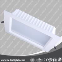 Quality high efficiency CE & ROHS Approved 18w led downlight saa wholesale