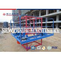 Quality SC100 Twin cage Construction Lifting Equipment With 1000kgs Building Material Hoist wholesale