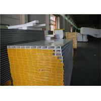 Quality 50mm aluminum magnesium oxide (MGO) sandwich panel for pharmaceutical industry wholesale