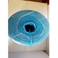 Quality Horticultural Polypropylene Round Baler Twine Blue , Red , Yellow Color wholesale