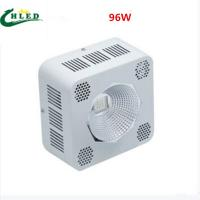 China 100w 8band cob full spectrum red+blue+White+ IR+UV led plant grow lights reflector cup on sale